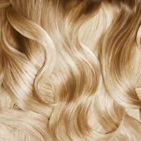 Шикарные волосы густые и сияющие