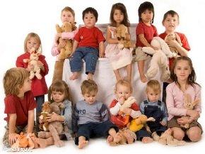 Социальные навыки маленьких детей