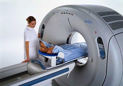 Томография легких и грудной клетки