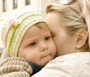 Тревожность при расставании маленького ребенка