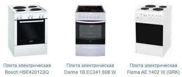 Выбираем электрическую плиту для кухни