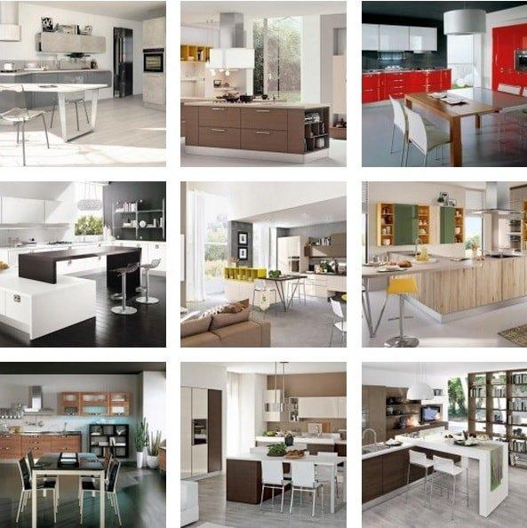 Выбор современной кухни