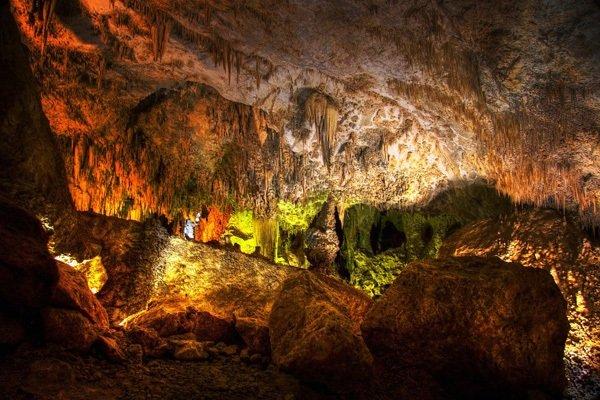 Экскурсии в Карлсбадские пещеры