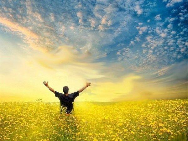 Радость – это любовь без страха!