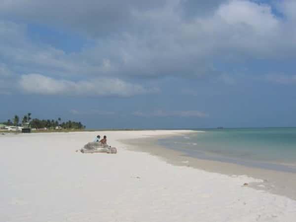 самые чистые пляжи мира - остров Ко Либонг