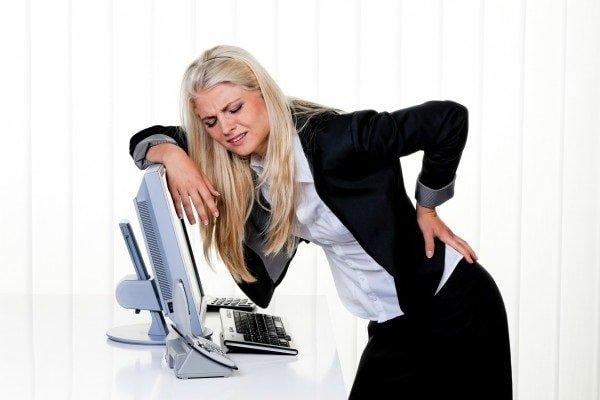 Боли в спине — причины и последствия
