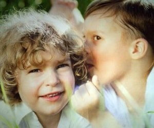 Детская ложь и как с ней бороться