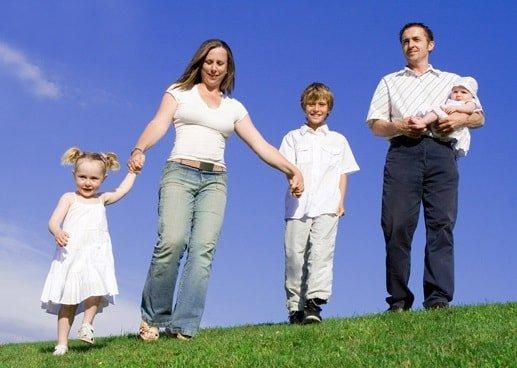 О семьях несчастных, счастливых и идеальных