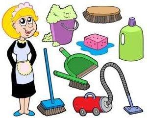 Инвентарь для генеральной уборки