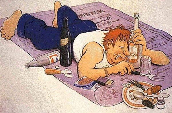 Как бросить пить и контролировать себя