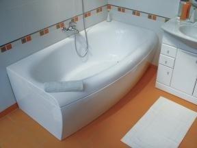 Как чистить акриловую ванну и чем