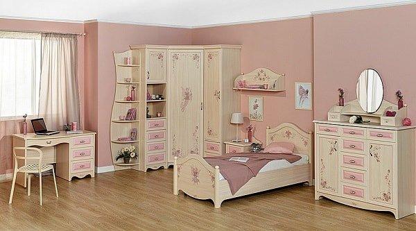 Какие существуют требования к детской мебели