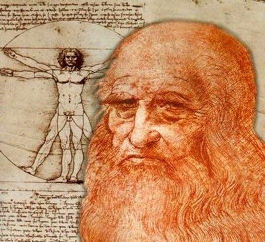 Леонардо да Винчи и Пабло Пикассо