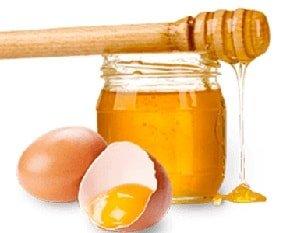 Маска от морщин на основе меда