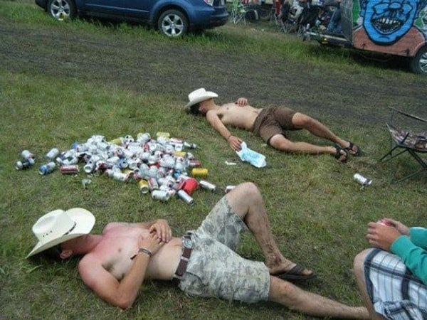 Можно пить алкоголь