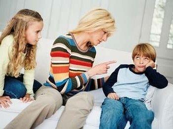 Нравственное воспитание ребенка