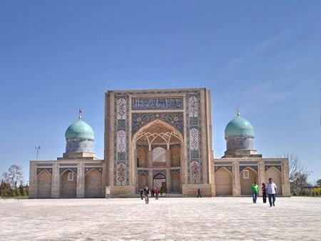Отпуск в Ташкенте