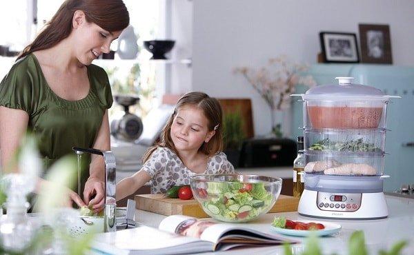 Полезные привычки вредят здоровью человека? Пароварка – вкус и польза продуктов