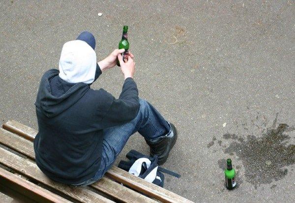 Подросток пьет – что делать?