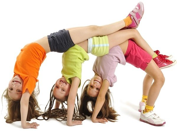 Польза спорта для детей и подростков