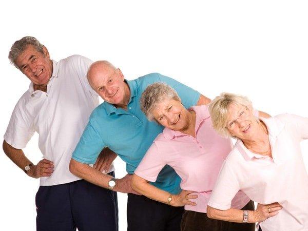 Польза спорта в зрелом возрасте