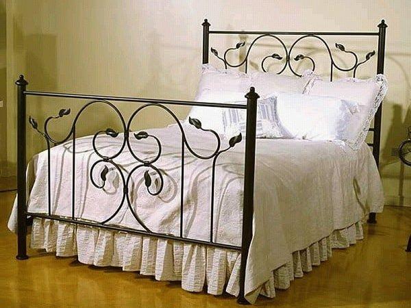 Преимущества покупки кованой кровати