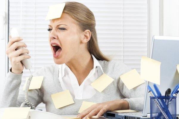 Причины стресса и способы преодоления
