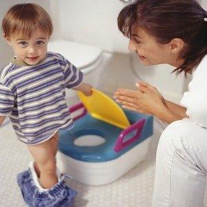 Приучение ребенка к туалету – советы