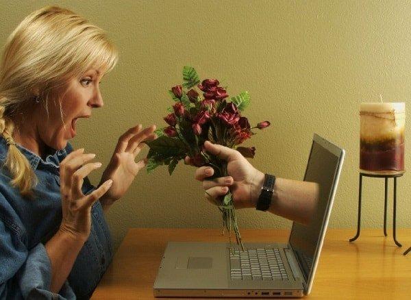 Реальная опасность виртуальной любви