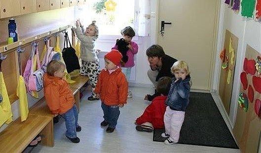 Ребенка дразнят в садике или школе.