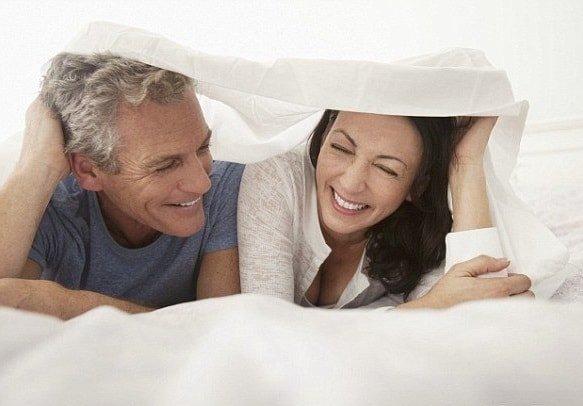 Регулярный секс укрепляет здоровье.