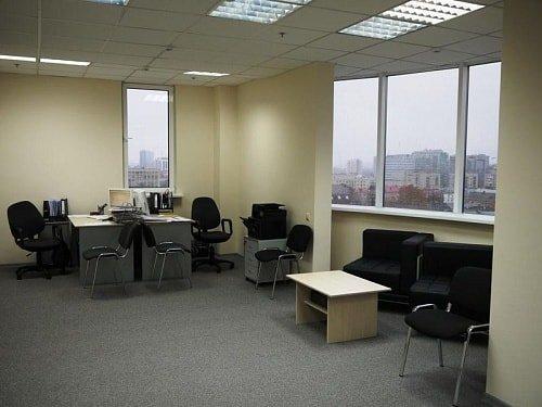 Ремонт офиса в Краснодаре