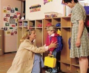 Страшно отдавать ребенка в садик?