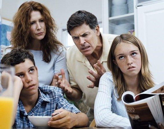 Сын и дочь не хотят учиться