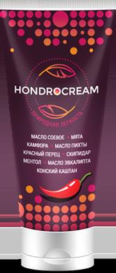 Уникальный крем для спины Hondrocream