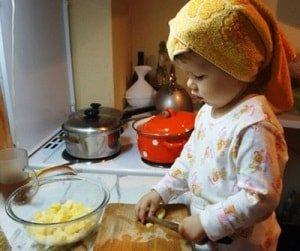 Воспитание детской самостоятельности.