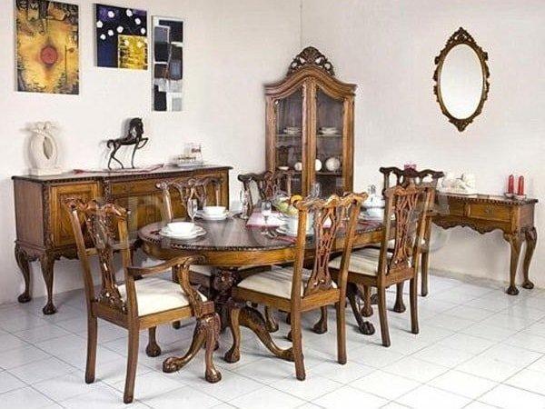 Выбор мебели и витрины для посуды