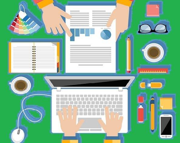 Технологии работы над статьей для копирайтера