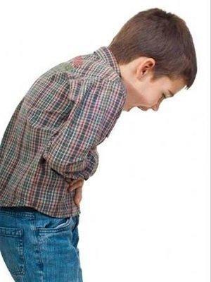 Причины боли в животе ребенка