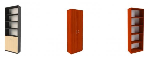 Офисная мебель из интернет магазина Expert-Medel - шкафы для докоментов и одежды