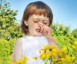 Аллергия у ребенка и лекарства от нее