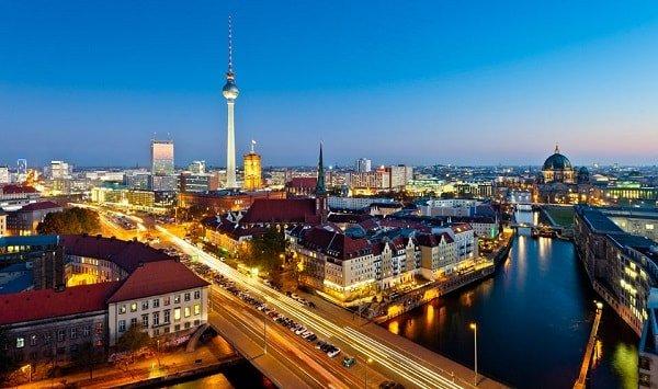 Берлин - справочник для туриста