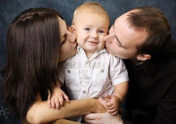 Формирование личности маленького ребенка 1