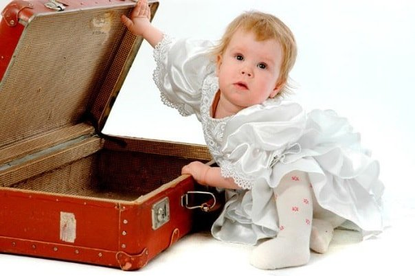 Развитие ребенка в 1 год по норме.