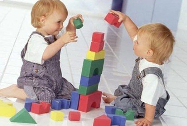 Формирование навыков годовалого ребенка 2