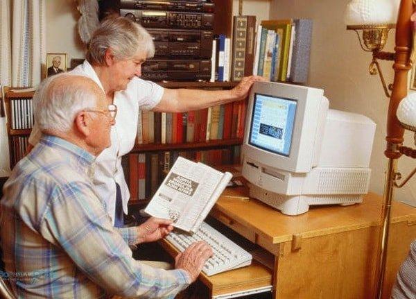 Фриланс для пенсионеров – это прибака к пенсии