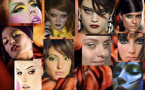 Искусство правильного нанесения макияжа