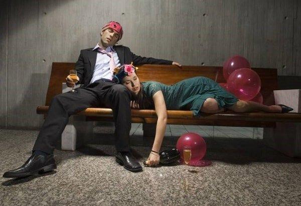 Алкоголизм - Как пить и не пьянеть?
