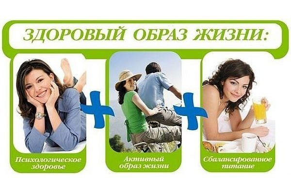 Программа здорового образа жизни.