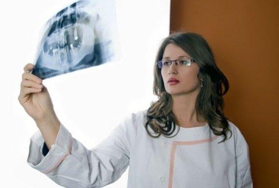 Изучение рентгеновских снимков